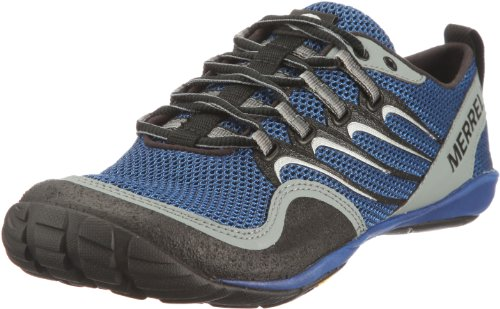 Merrell Men's Trail Glove Barefoot Running Shoes - Olympia 9.5 - Regular