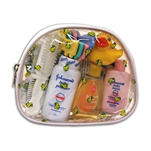 Convenience Kits 45 Johnson & Johnson 10 Piece Baby Travel