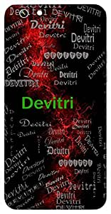 Devitri (Hindu Boy) Name & Sign Printed All over customize & Personalized!! Protective back cover for your Smart Phone : Samsung Galaxy A-5
