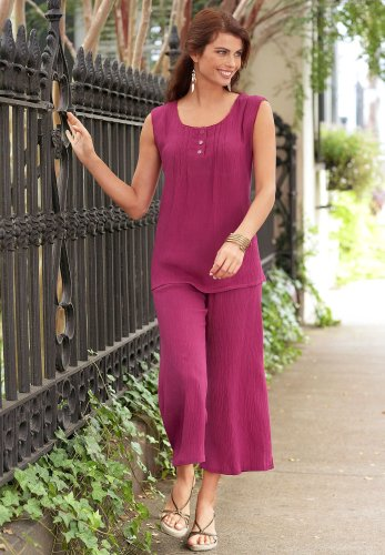 Buy Tunic And Capri Set