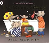 Jill Murphy The Large Family: The Complete Collection (Slipcase & CD)
