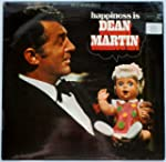 Dean Martin: Happiness Is LP NM/VG++...