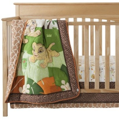 Disney Lion King 3Pc Crib Bedding Set front-985237