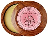 Geo F. Trumper Limes Shaving Soap in Wooden Bowl