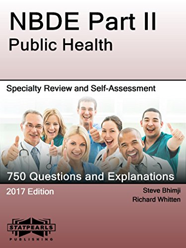 NBDE Part II Public Health: Specialty Review and Self-Assessment (StatPearls Review Series Book 105) (Nbde Ii compare prices)