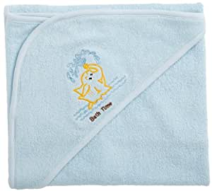 Amazon Funkoos Bath Time Organic Cotton Hooded Towel
