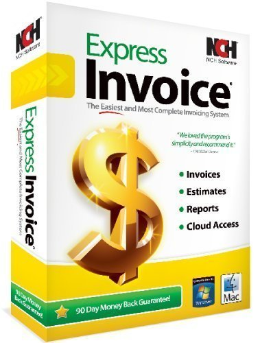 Express Invoice Professional Invoicing Software (PC/Mac) (Invoice And Estimate Program compare prices)