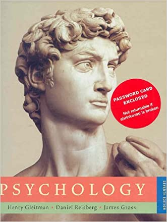 Psychology (Seventh Edition) written by Henry Gleitman
