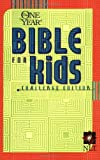 img - for The One Year Bible for Kids, Challenge Edition NLT (Tyndale Kids) (2004-11-01) book / textbook / text book