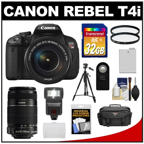Canon Digital 18 135mm 55 250mm Accessory