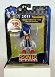 20th Anniversary Sonic the Hedgehog Sonic Through Time Sonic 2011 Figure