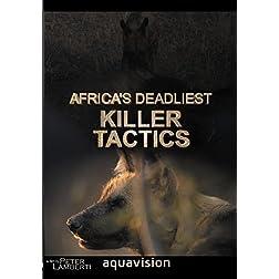 Africa's Deadliest : Killer Tactics