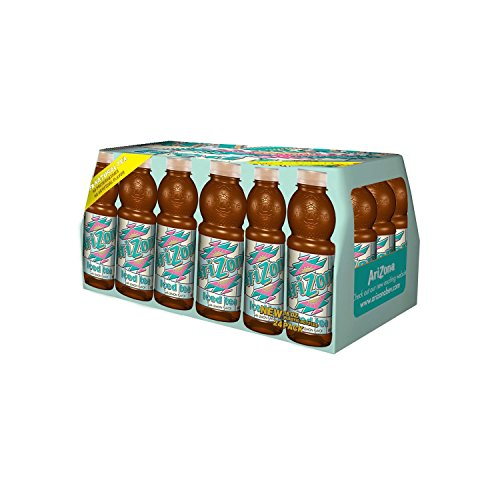 Arizona Lemon Iced Tea (16 Oz. Pet Bottles, 24 Pk.)