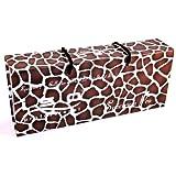 ISO BEAUTY Omega Plates, Giraffe, 1.75 Inch (Color: Giraffe)