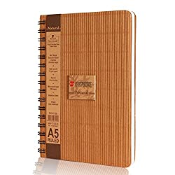 BILT Matrix Natural Series Notebook - A5, Single Ruled