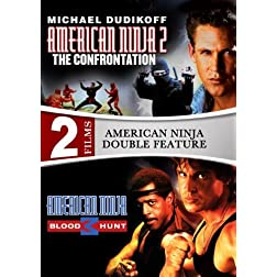 American Ninja 2: The Confrontation/American Ninja 3: Blood Hunt - 2 DVD Set (Amazon.com Exclusive)