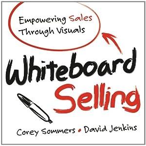 Whiteboard Selling kansilehti