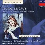 Puccini;Manon Lescaut