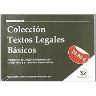 Colección Textos Legales Básicos