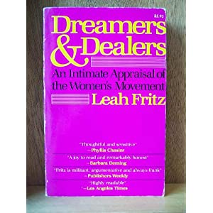 Dreamers and Dealers Leah Fritz