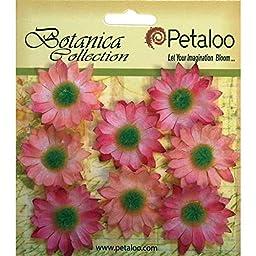 PETALOO 1175-101 Botanica Mini Gerbera Daisies 1.25\