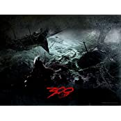 Movie 300 Battle Ocean Shipwreck HD Wallpaper Background