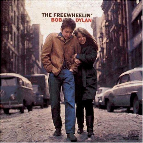 The Freewheelin' Bob Dylan artwork