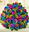 1800Flowers – Kaleidoscope Roses – 24…