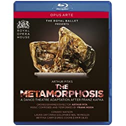 The Metamorphosis [Blu-ray]