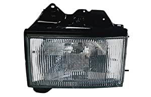 Isuzu Trooper Replacement Headlight Assembly - 1-Pair