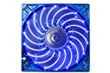 ENERMAX PCケースファン アポリッシュベガス14cm ブルー UCAPV14A-BL