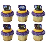 DecoPac Guardians of The Galaxy Cupcake Rings (12 Count)