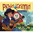 Pickin' & grinnin' great folk songs for kids. by