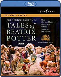 Tales of Beatrix Potter [Blu-ray] [Import]