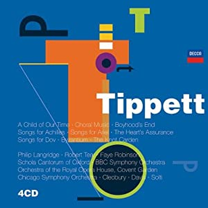 Tippett: A Child of Our Time, The Knot Garden (Vocal Music)