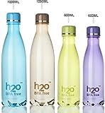 H2O MULTICOLOUR 4 PC SET 1000 ML & 600 ml