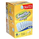 Refill Dusters Cloth White 10/Box