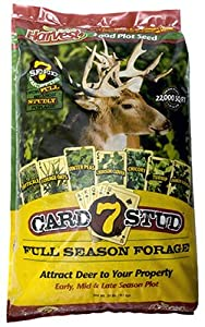 Evolved Industries 73029 20LB 7Card Plot Seed by Evolved Habitat