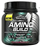 MuscleTech AMINO BUILD - 30 Servings - Fruit Punch