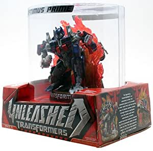 Transformers Transformers: Unleashed Turnaround Optimus Prime Action Figure