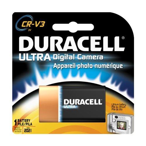 Duracell Dlcrv3Bpk Ultra Photo Lithium/Manganese Dioxide Battery, Cr-V3 Size, 3V (Case Of 6)