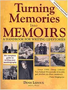 turning point memoir essay Jenifer strauss originally piloted the turning points narrative process with her students to improve their writing skills for over 15 years the turning memoir.