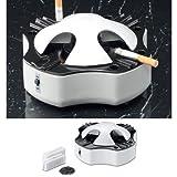 ★置いたタバコの副流煙を吸着★ニュー・スモークシャット