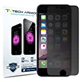 Tech Armor Apple iPhone 6 (4.7 inch ONLY) 4-Way, 360 Degree, Privacy Screen Protector - Hassle-Free Lifetime Warranty [1-Pack]