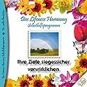 Ihre Ziele siegessicher verwirklichen (Lifeness Harmony) Hörbuch von Kurt Tepperwein Gesprochen von: Judith Winkler