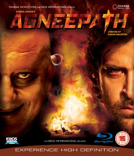 Agneepath (Bollywood Blu Ray With English Subtitles) [Blu-ray]