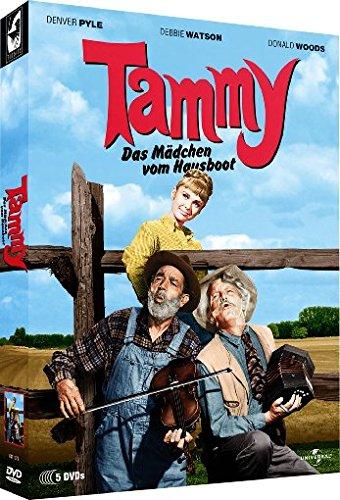 tammy-das-madchen-vom-hausboot-5-dvds