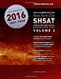 Practice Math Tests for New York City SHSAT Specialized High School Admissions Test: Volume 2