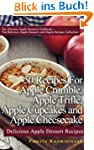 50 Recipes For Apple Crumble, Apple T...