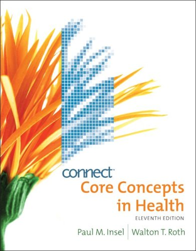 Core Concepts in Health with Connect Plus Personal Health...